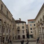 Photo of The Peristyle of Diocletian's Palace