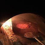 Wood fird oven pizza the best &Dilicious