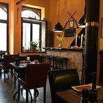 interior or restaurant
