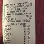 Photo of Vinateria L'Antoxu