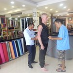 RK Fashions and Tailors Foto