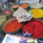 A spice store.