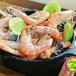 Tenemos un excelente menú de mariscos para ti!