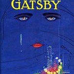 Original cover art for Great Gatsby on view in blockbuster Jazz Age show