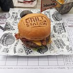 Foto The Grill Station Burger