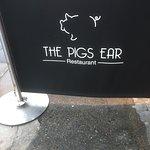 The Pig's Earの写真