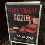 black rock bar and grillの写真