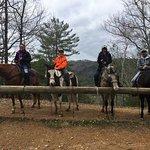 Foto van Walden Creek Horseback Riding Stables