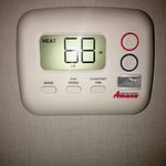 Thermostat with Constant Speed Fan option - awesome