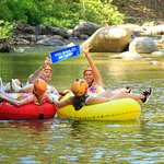 Rafting excursion at River Expedition
