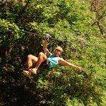Fly across the jungle of Puerto Vallarta