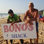 Foto de Bonos Beach Shack