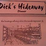 Billede af Dick's Hideaway