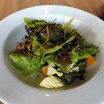 Moony's - Salada de Entrada