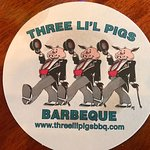 صورة فوتوغرافية لـ ‪Three Li'l Pigs Barbeque Restaurant‬