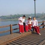 ภาพถ่ายของ สะพานมอญ