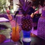 Cocktails, beau et bon
