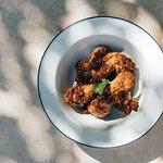 Jaggery Fried Chicken Wings