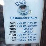 Photo de Dottie's True Blue Cafe