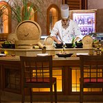 Bamboo Shoot Restaurant, Kempinski Hotel Soma Bay