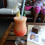 A Lava Lounge speciality - ideal in hot weather!