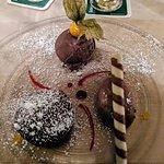 Schokoladen Dessert Variation