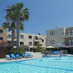 Pool Bar2 Ayia Napa Senator Hotel Apts