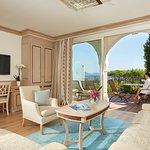 Suite avec vue sur le golfe de Saint-Tropez