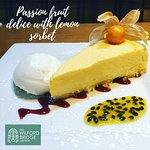 Passion fruit Delice