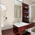 Bathroom of one of our Comfort Rooms