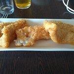 Fried Cod - stunning!