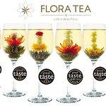 Mix Flora Green Tea