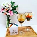 Flora Green Tea