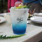 Cafe de backyard  Coffee&tea,fruit shake #Thaifood #papayasalad Free wifi