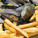 Mussles and frites