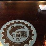Cool logo, good beer