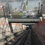Photo de Buda Hill Funicular