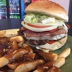 Cheeseburger Platter
