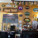 The Upstairs/American brew bar