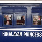 We travelled in the Himalayan Princess