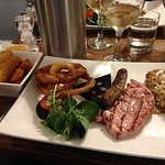 the awesome mixed grill