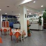 Il nuovo ristorante ampio luminoso spazioso pulitissimo