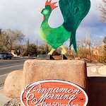 Look for our colorful rooster to welcome you!