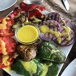 Ψητά λαχανικά πολύ νόστιμα