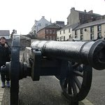 One of the Canons on the Derry City Walls