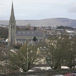 A view of Derry from the City Walls