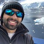 Antarctic kayaking