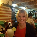 Pam loving Margarita