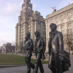 Beatles & Liver Building