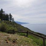 Along a Coastal Trail